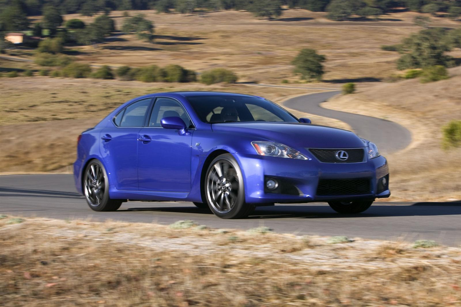 2010 Lexus Is F #3