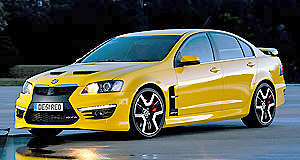 Holden Clubsport #5