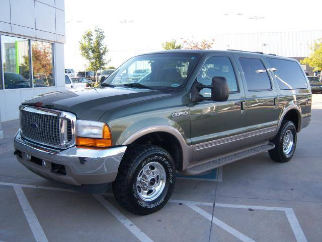 2001 Ford Excursion #1