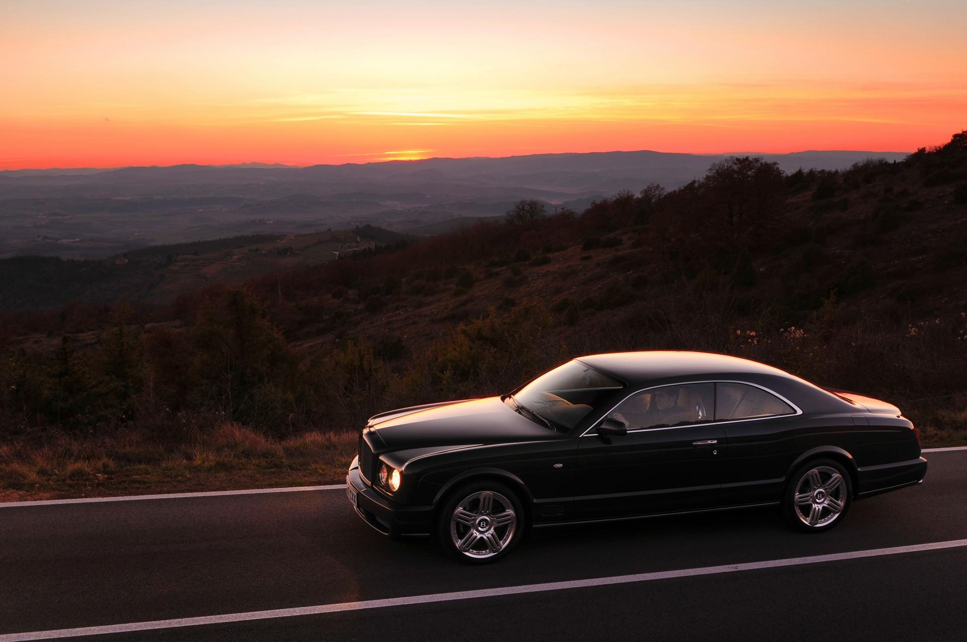 Bentley Brooklands #17