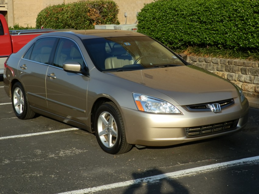 2004 Honda Accord #8