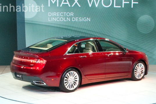 2013 Lincoln Mkz #17