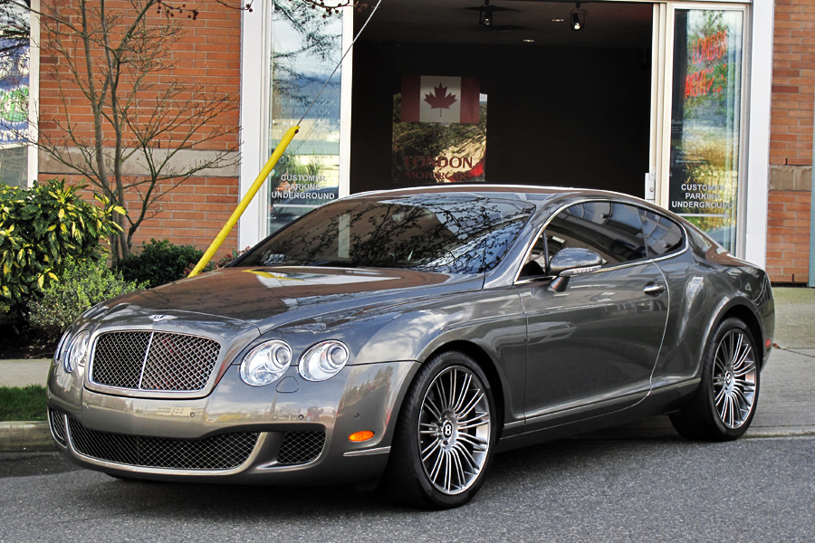 2008 Bentley Continental Gt Speed #7