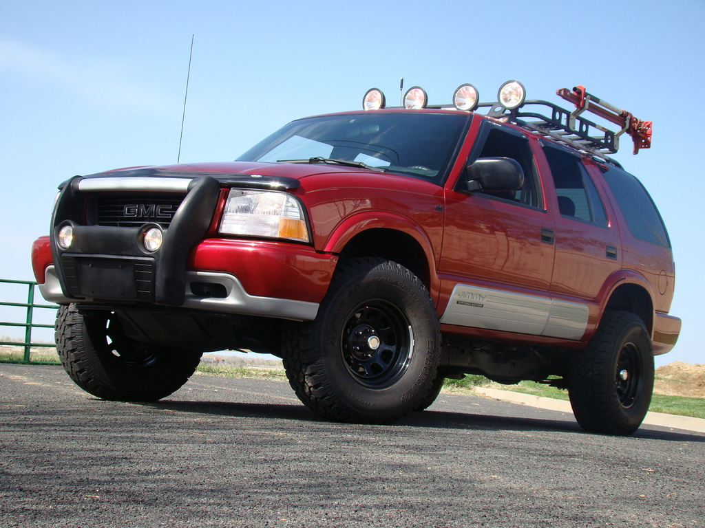 2001 GMC Jimmy #6