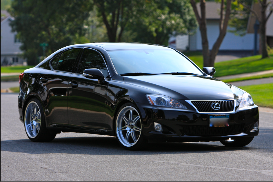 2009 Lexus Is 250 #9
