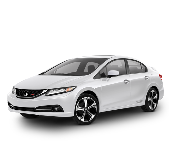 2015 Honda Civic #3