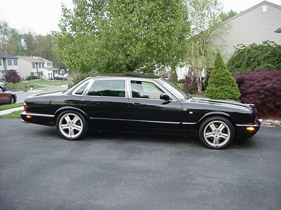 1999 Jaguar Xj-series #9