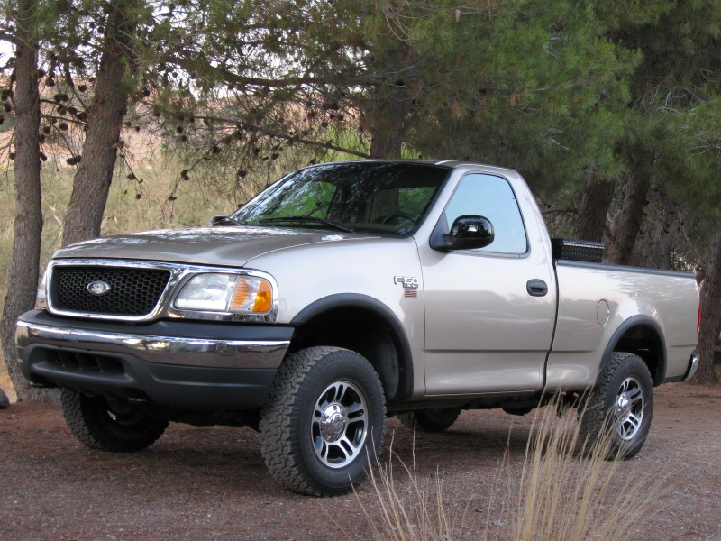 1999 Ford F-150 #1