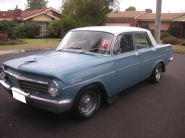 1964 Holden EH #11