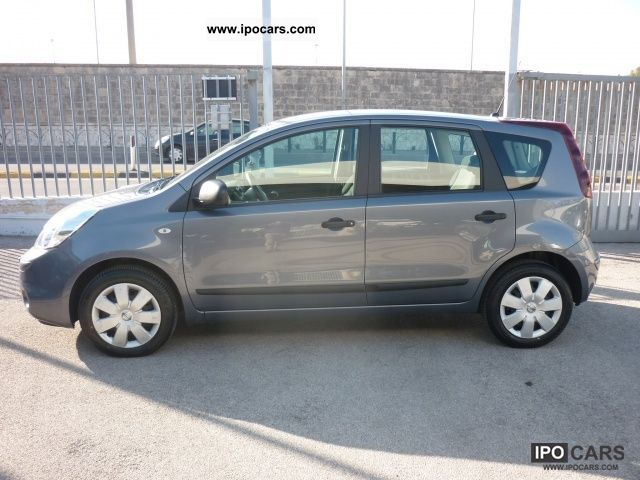 2010 Nissan Note #6