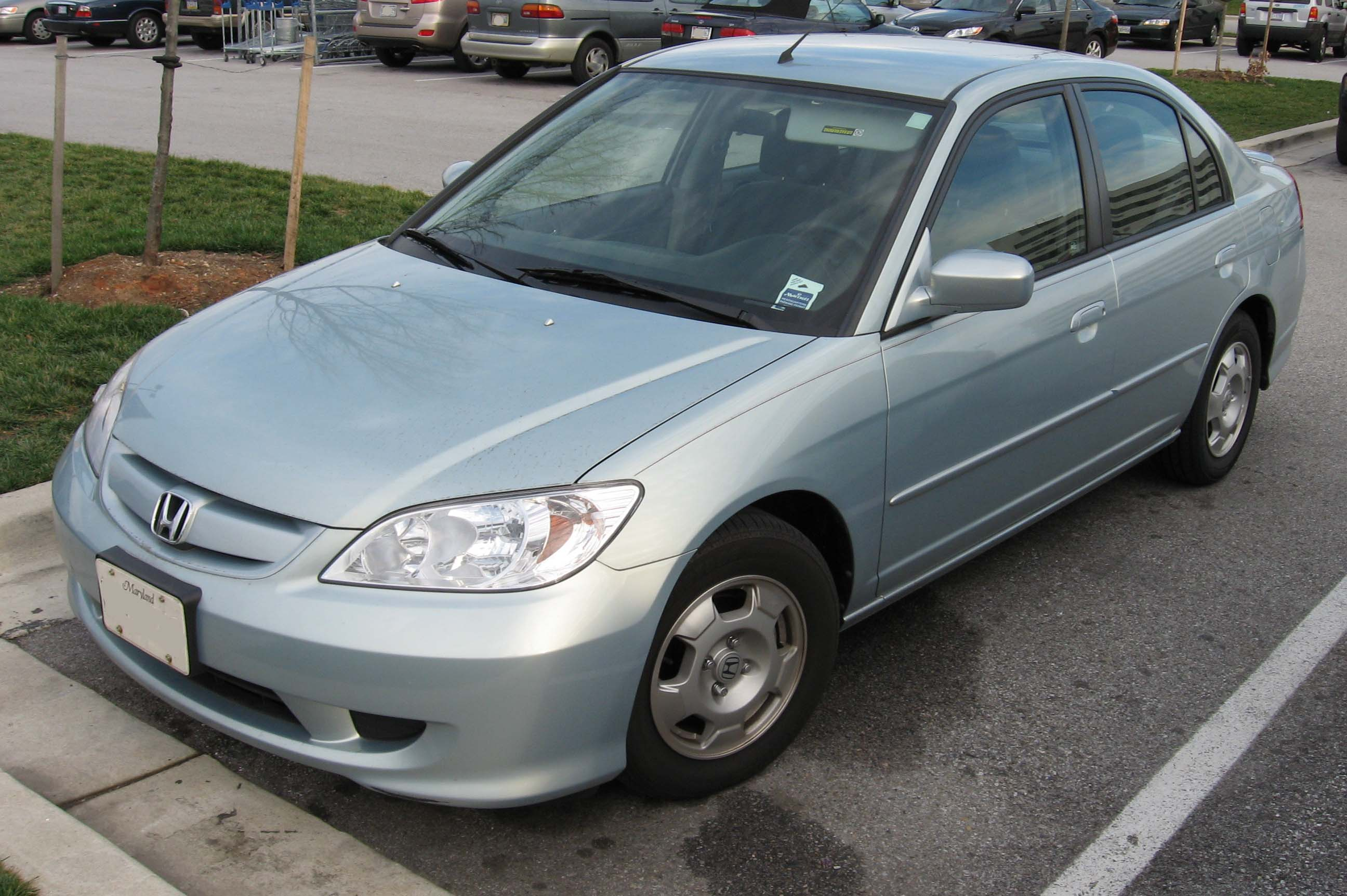 2005 Honda Civic #2