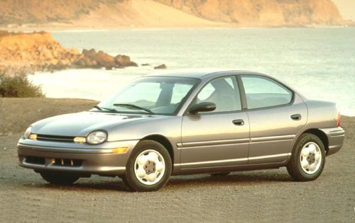 1995 Chrysler Neon #6