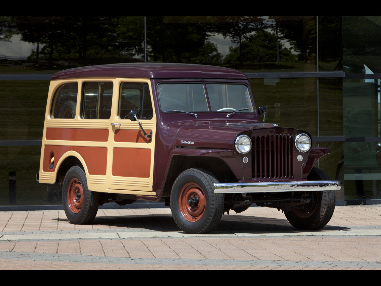 Jeep Station Wagon #14