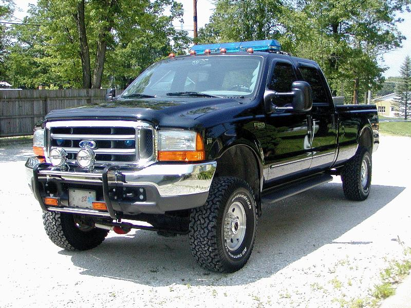 1999 Ford F-250 #8