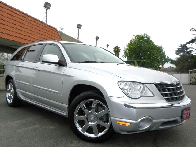2007 Chrysler Pacifica #12