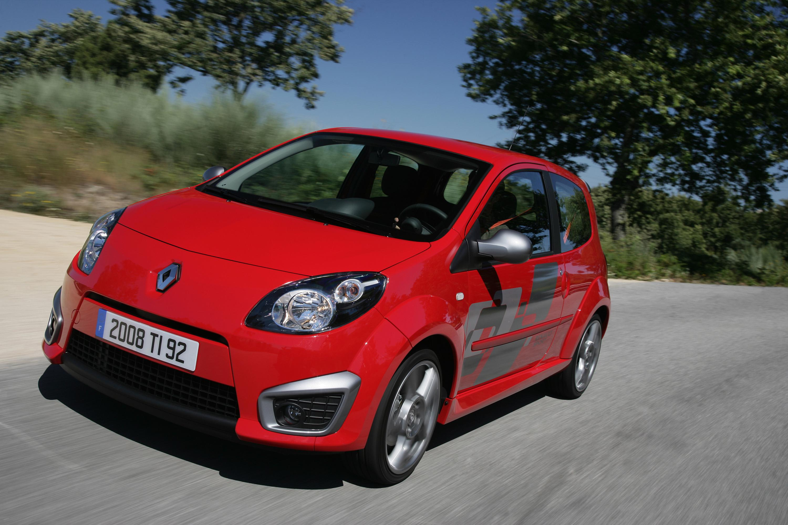 2009 renault twingo photos informations articles. Black Bedroom Furniture Sets. Home Design Ideas