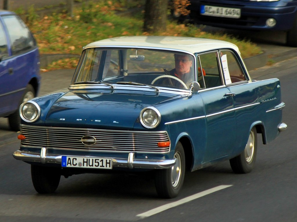 1963 opel rekord photos informations articles. Black Bedroom Furniture Sets. Home Design Ideas