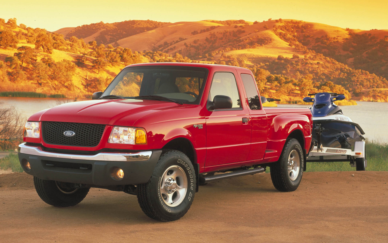 2001 ford ranger photos informations articles. Black Bedroom Furniture Sets. Home Design Ideas