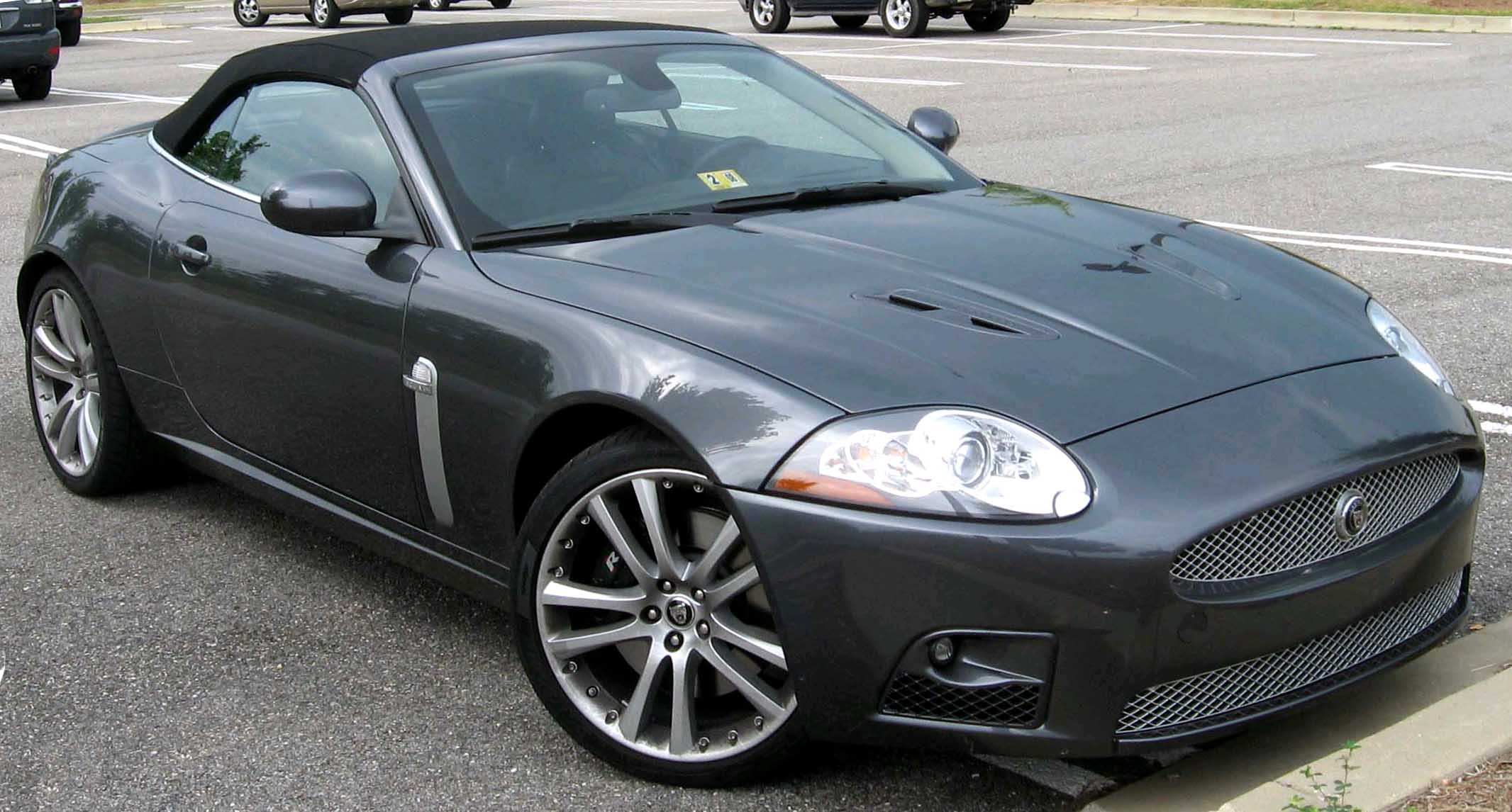 2007 Jaguar Xk-series #4