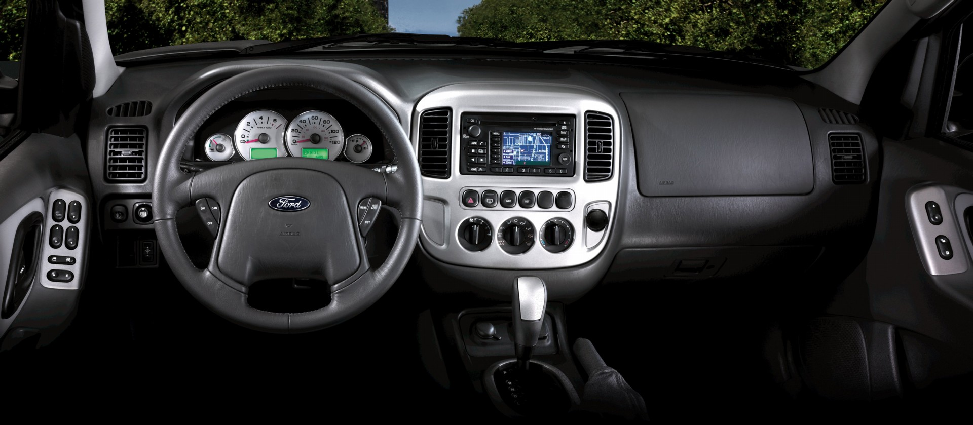 2007 Ford Escape Hybrid #16