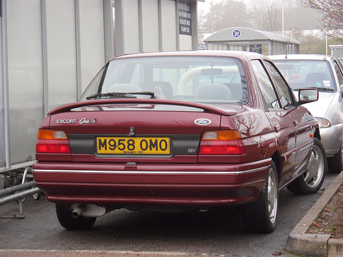 1994 Ford Orion #5