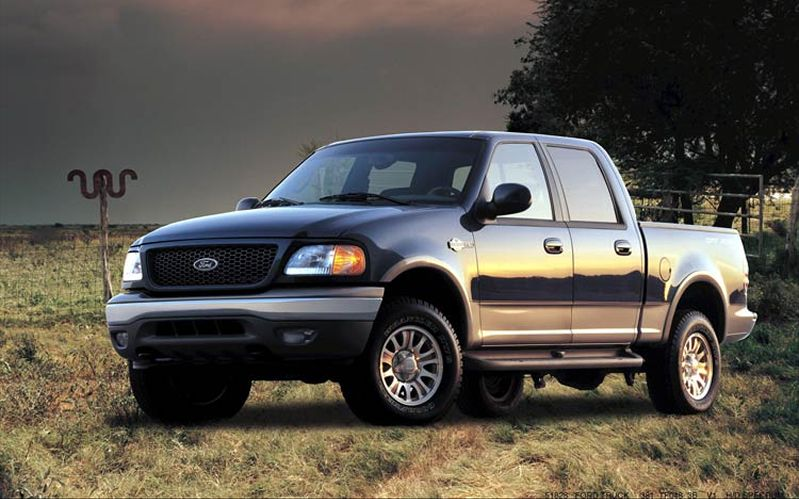 2001 Ford F-150 #11