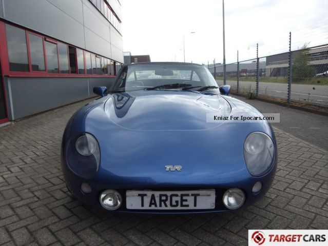 1994 TVR Griffith #13