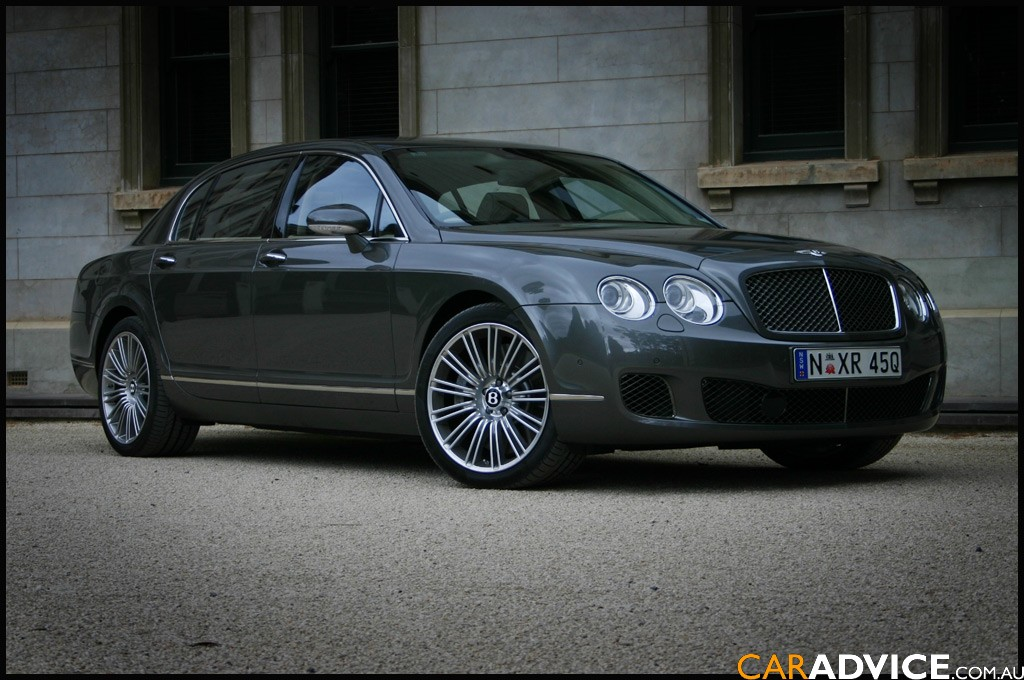 2010 Bentley Continental Flying Spur Speed #8