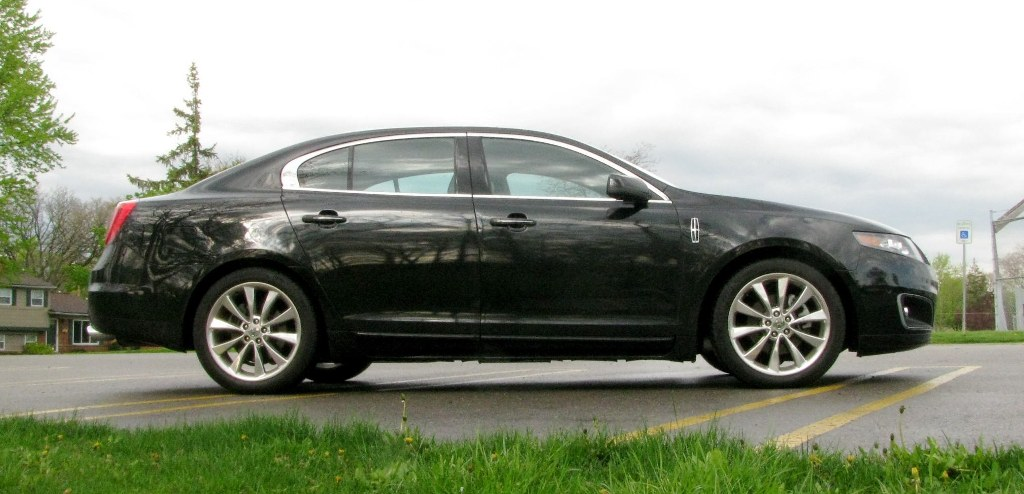 2011 Lincoln Mks Photos Informations Articles