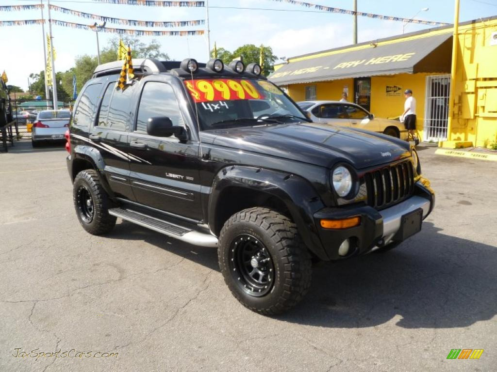 2003 Jeep Liberty Photos, Informations, Articles ...
