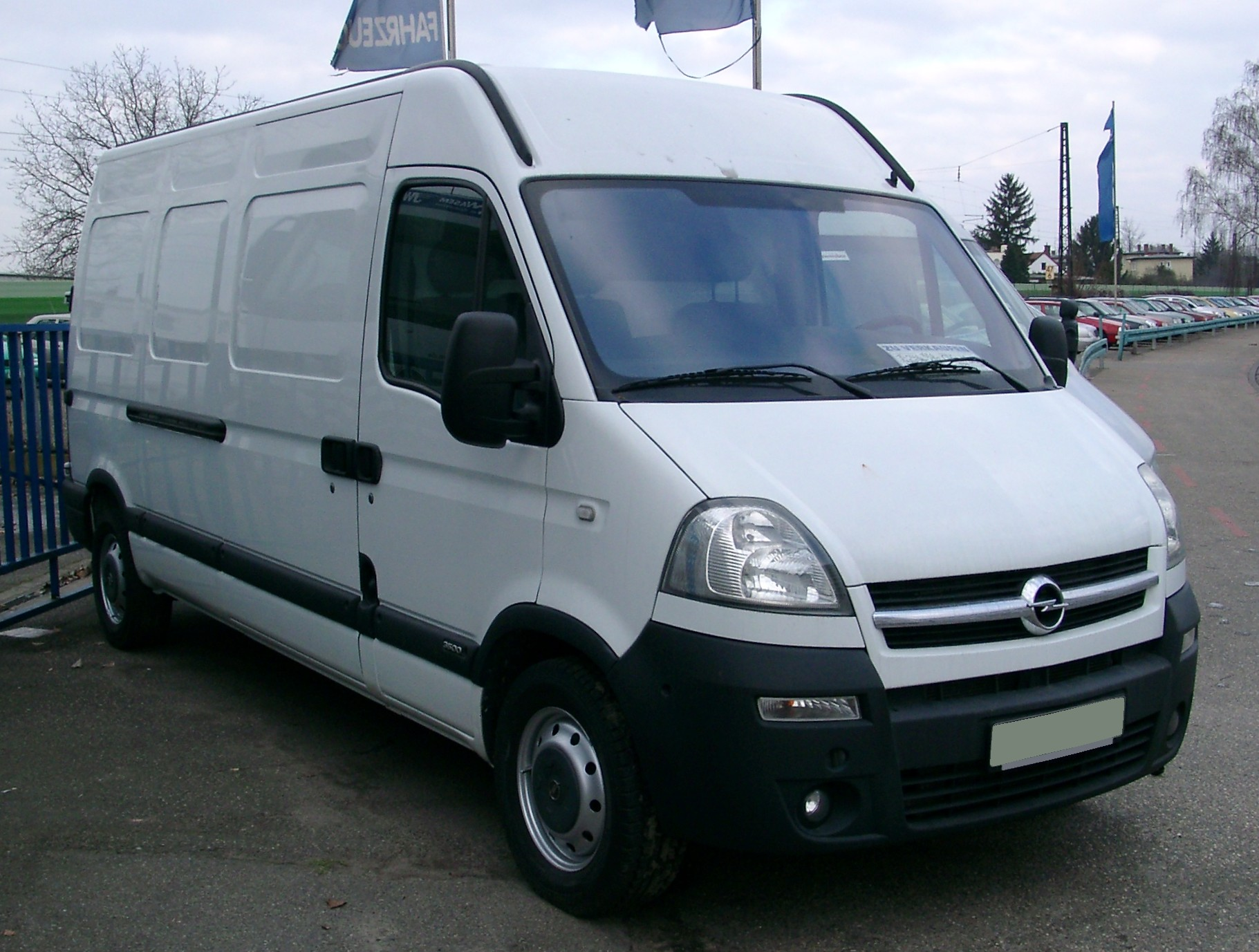2008 opel movano photos informations articles. Black Bedroom Furniture Sets. Home Design Ideas