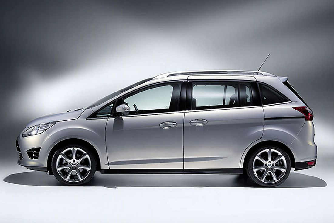 2010 Ford C-Max #3