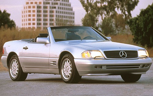 1994 Mercedes-Benz SL #5