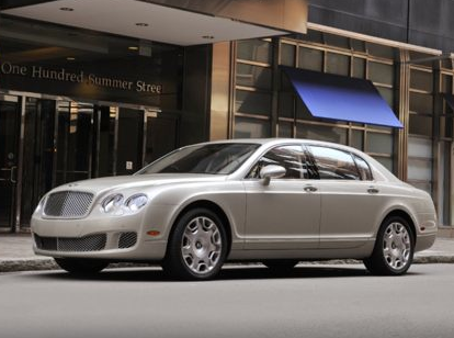 2013 Bentley Continental Flying Spur Speed #7