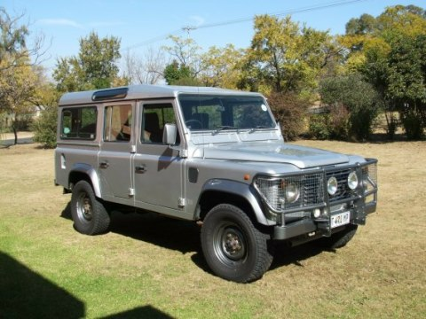 1994 Land Rover Defender #11