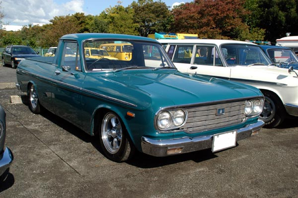 1964 Toyota Crown #8