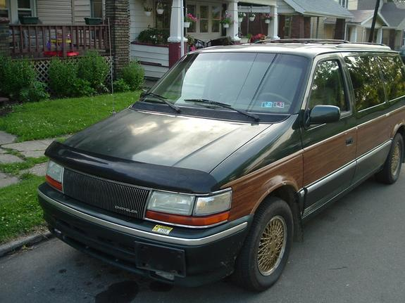 1992 Chrysler Town And Country #8