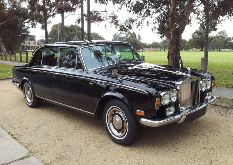 1976 Rolls royce Silver Shadow #9