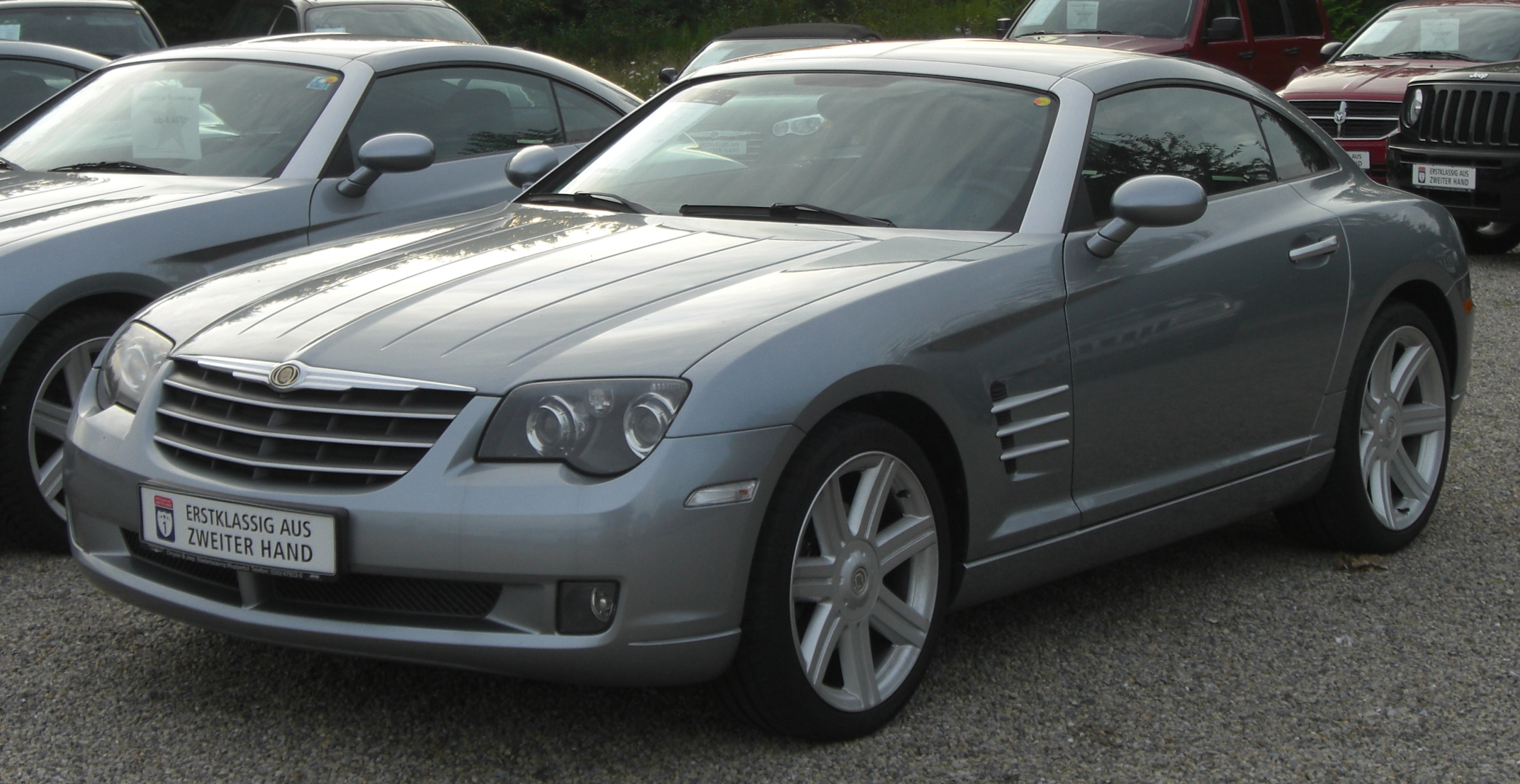 2008 Chrysler Crossfire #5