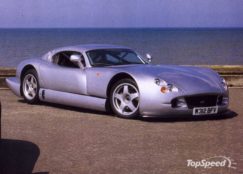 TVR Cerbera Speed 12 #4