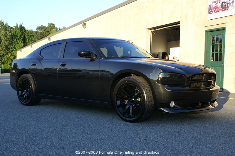 2007 Dodge Charger #4