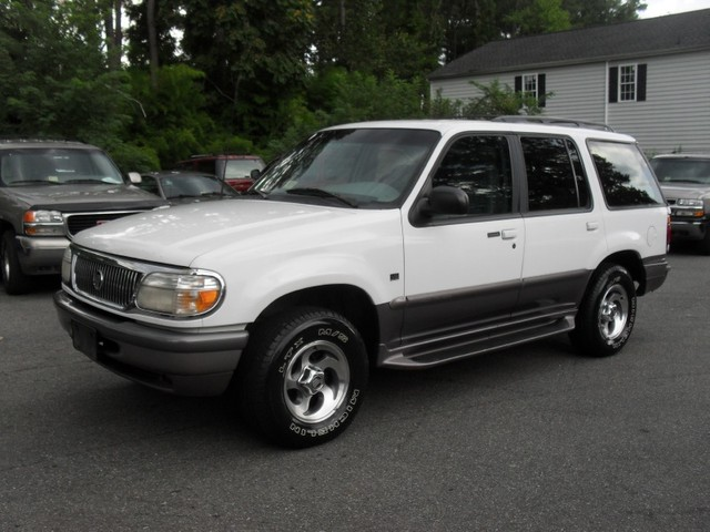 1997 Mercury Mountaineer #9