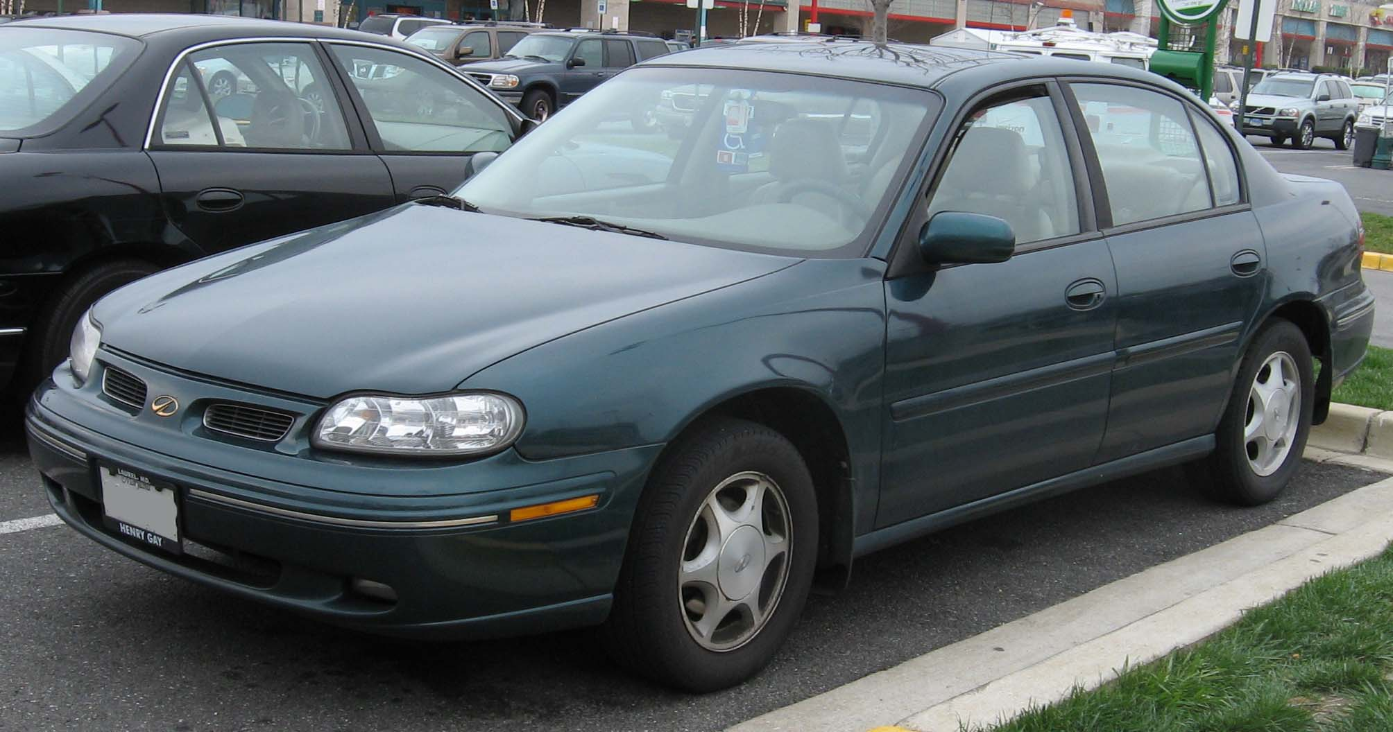 1997 Oldsmobile Cutlass #5