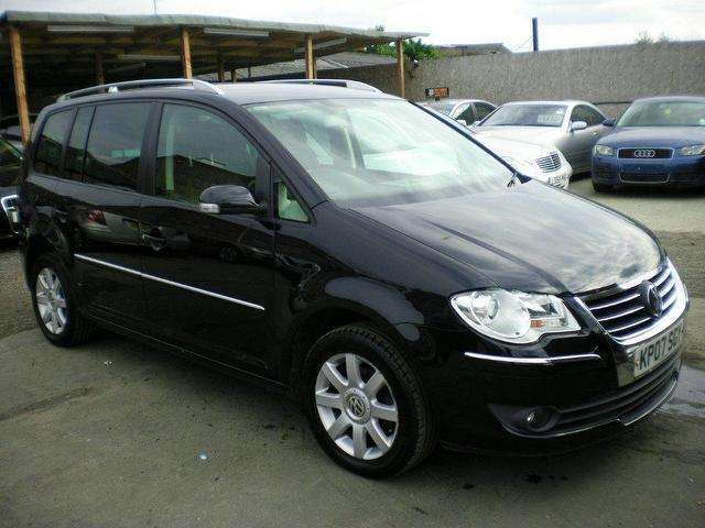 Used Volkswagen Touran For Sale 2007 Volkswagen Touran