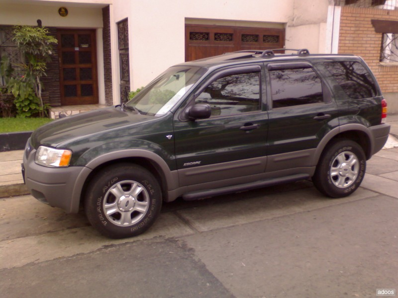 2002 Ford Escape #14