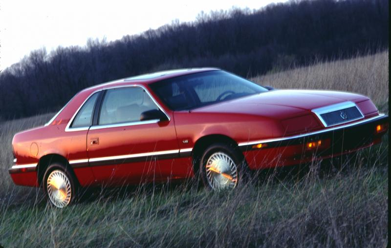 1991 Chrysler Le Baron #6