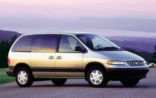2000 Plymouth Grand Voyager #8