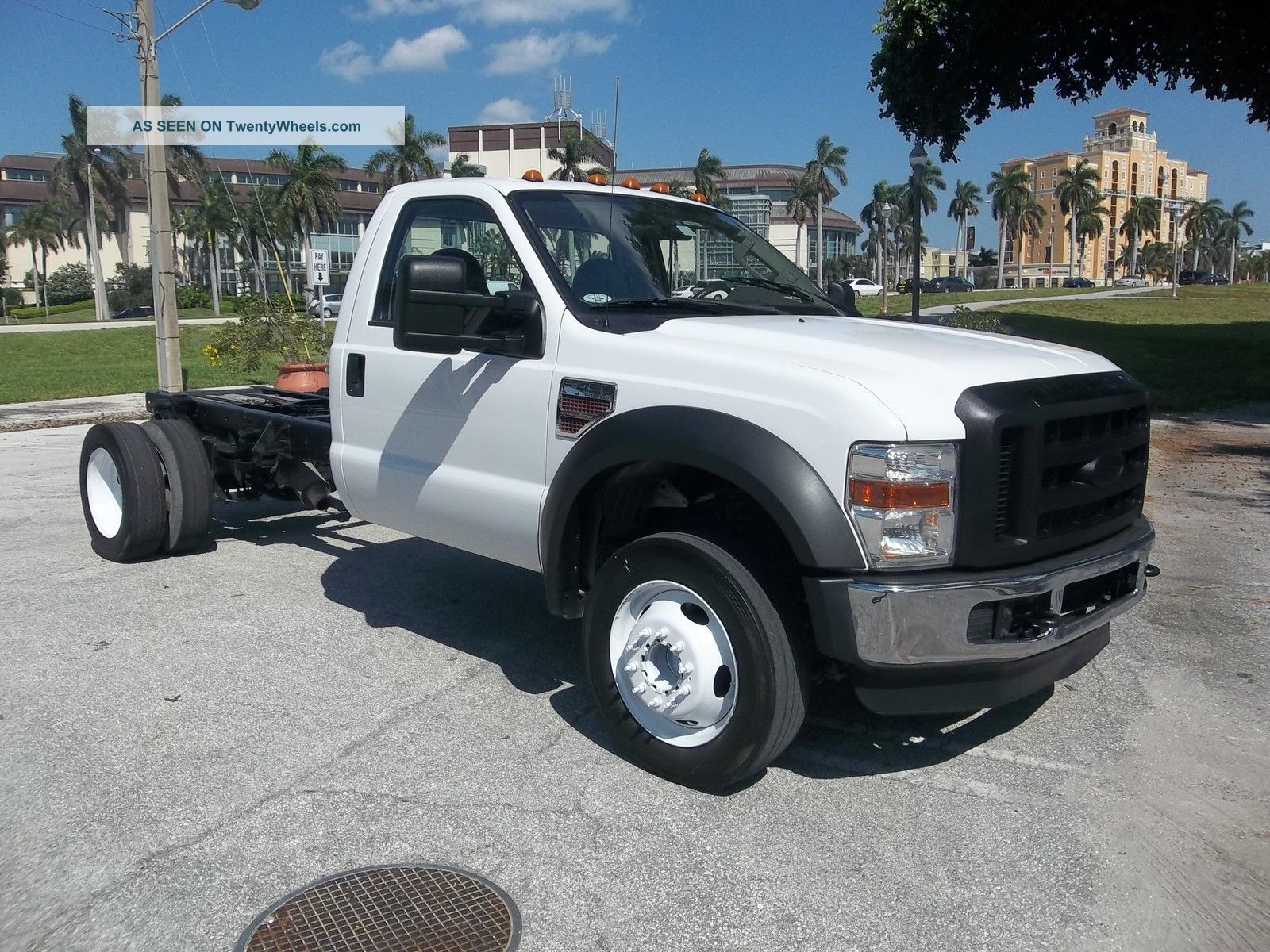2009 Ford F-450 #6
