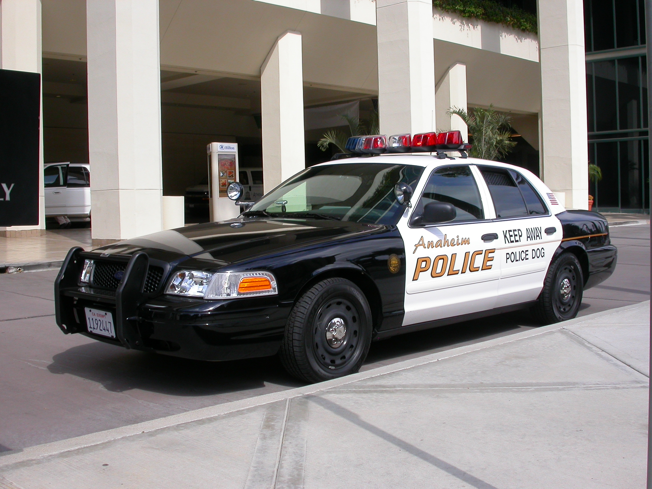 2009 Ford Crown Victoria #6