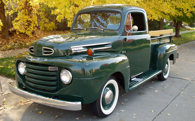 1948 Ford F #6